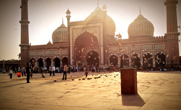 Jama Masjid - Largest Mosque In Delhi