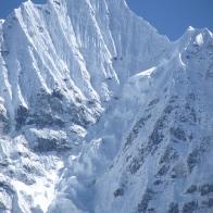 Glacial peaks
